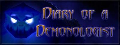 Diary of a Demonologist StoryDiaryOfADemonologist