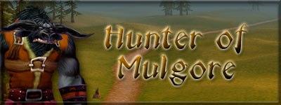 Hunter of Mulgore (1 of 2) StoryHunterOfMulgore